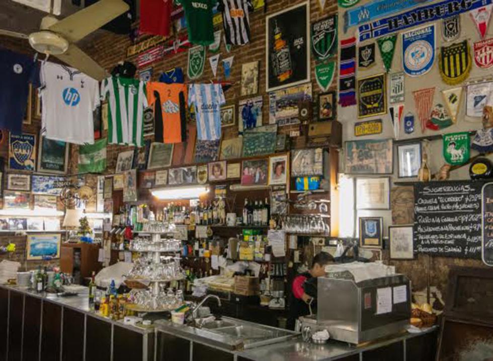 מסעדת פועלים ששווה ביקור: EL OBRERO