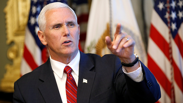 Pence postpones Israel visit to mid-January, citing tax bill