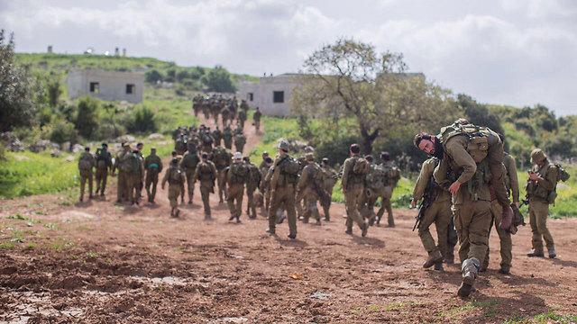 Reservist training (Photo: IDF Spokesperson's Unit) (Photo: IDF Spokesperson's Unit)