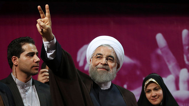 Rouhani (Photo: AP)