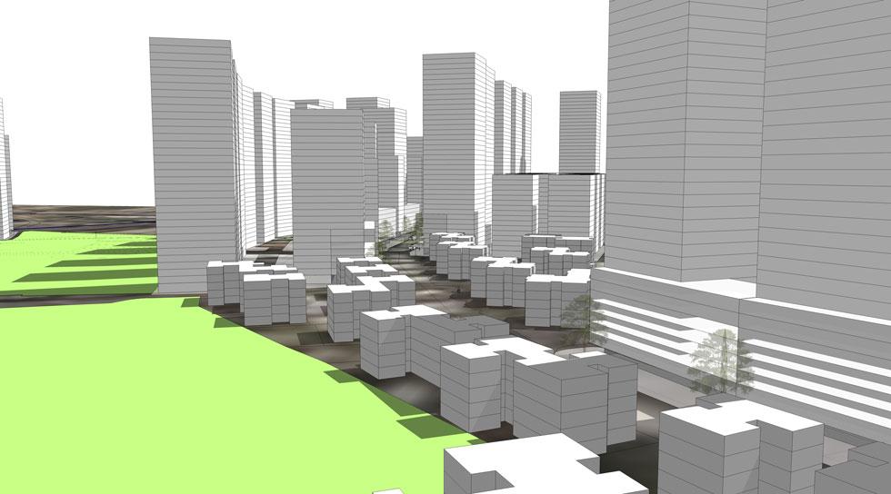 (הדמיה: אליקים אדריכלים ובוני ערים)