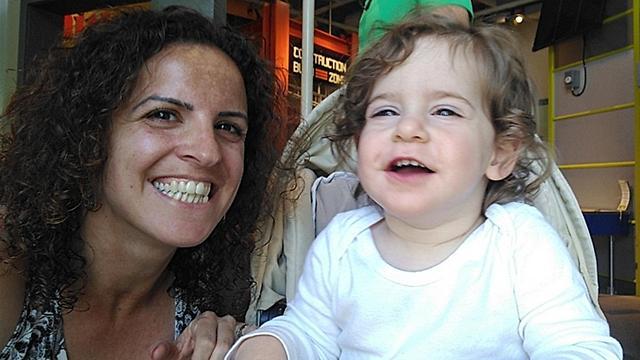 רננה ובתה (צילום: אלבום פרטי)