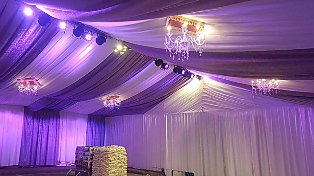 """""""שאנשים ירגישו כאילו שהם בחתונה של רבי שמעון בר יוחאי, והוא בעצמו מארח אותם"""" (צילום: מוסדות אוהל הרשב""""י )"""