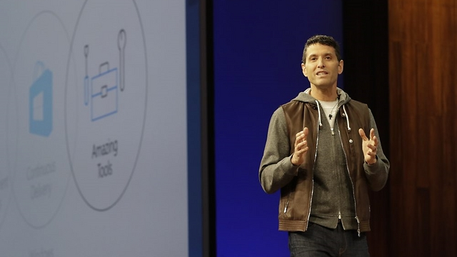 טרי מאיירסון, סגן נשיא מיקרוסופט ל-Windows and Devices Group (צילום: מיקרוסופט) (צילום: מיקרוסופט)