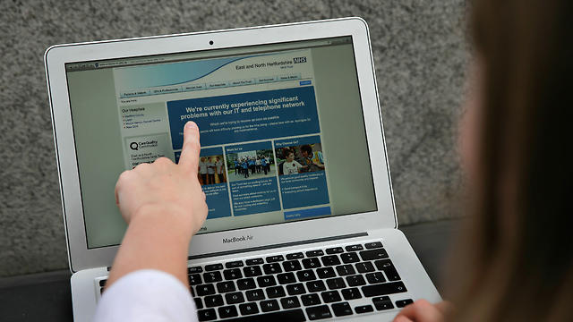 Cyber attack (Photo: AFP)