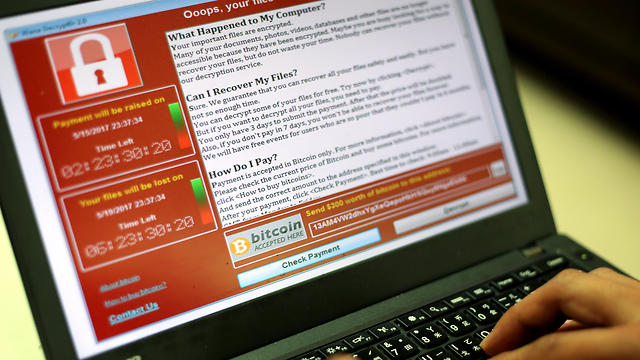 UK Cyber attack (Photo: EPA)