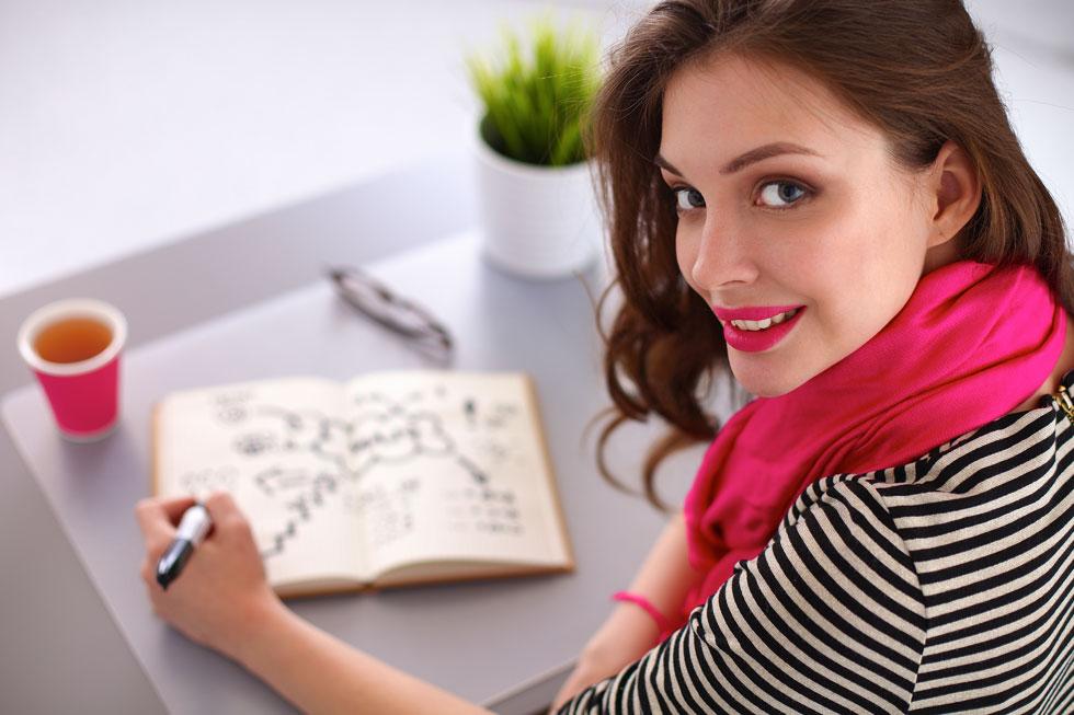 יומן נייר. השיטה האנלוגית לעידן הדיגיטלי (צילום: Shutterstock)