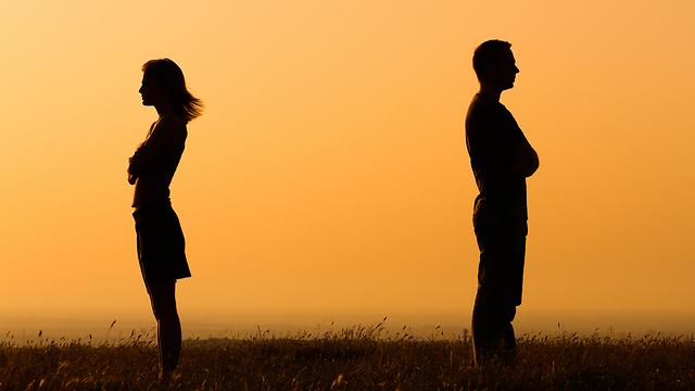 כשיש ילדים משותפים, אתם הולכים להישאר זה בחייו של זו גם אחרי הסכם הגירושים (צילום: Shutterstock)