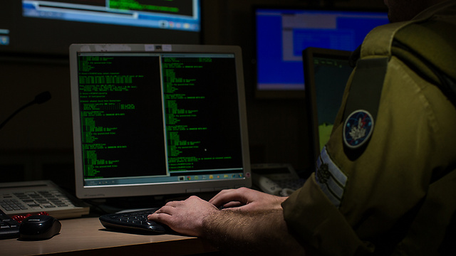 The IDF's cyber warfare capabilities must be boosted (Photo: IDF Spokesperson's Unit)