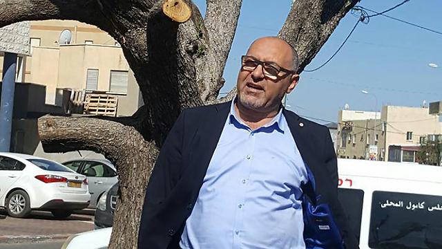 ראש מועצת כאבול השייח' סאלח ריאן ()
