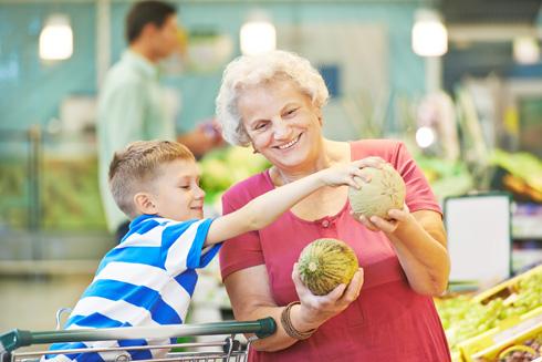 תאכלו מזון שהסבתות שלנו היו אוכלות (צילום: Shutterstock)