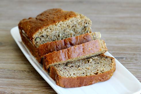 לחם נטול גלוטן בייתי  (צילום: Shutterstock)