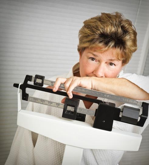 אוכלת רק חסה ועדיין עולה במשקל? תמשיכי לקרוא (צילום: Shutterstock)