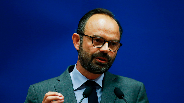 French Prime Minister Édouard Philippe (Photo: AFP)