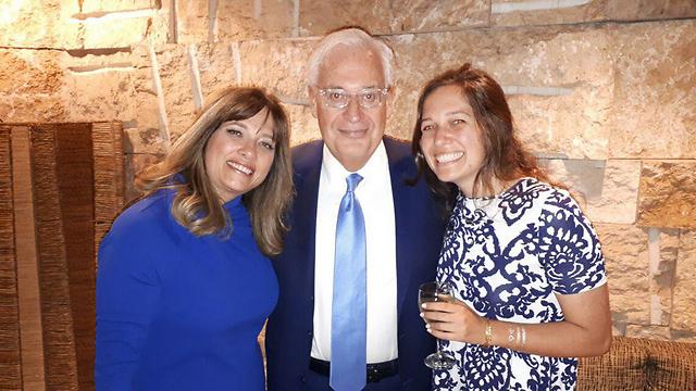 Friedman arriving in Israel