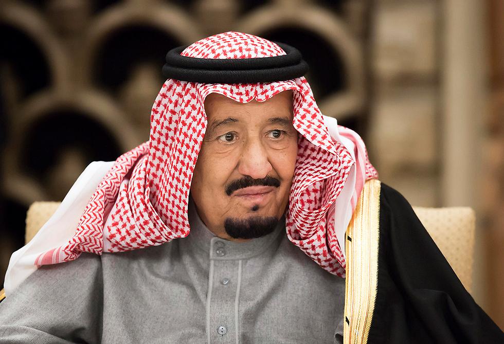 סלמאן מלך סעודיה  (צילום: AP) (צילום: AP)