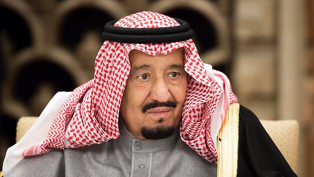 מלך סעודיה סלמאן. הורה לפטר ולהעניש (צילום: AP)