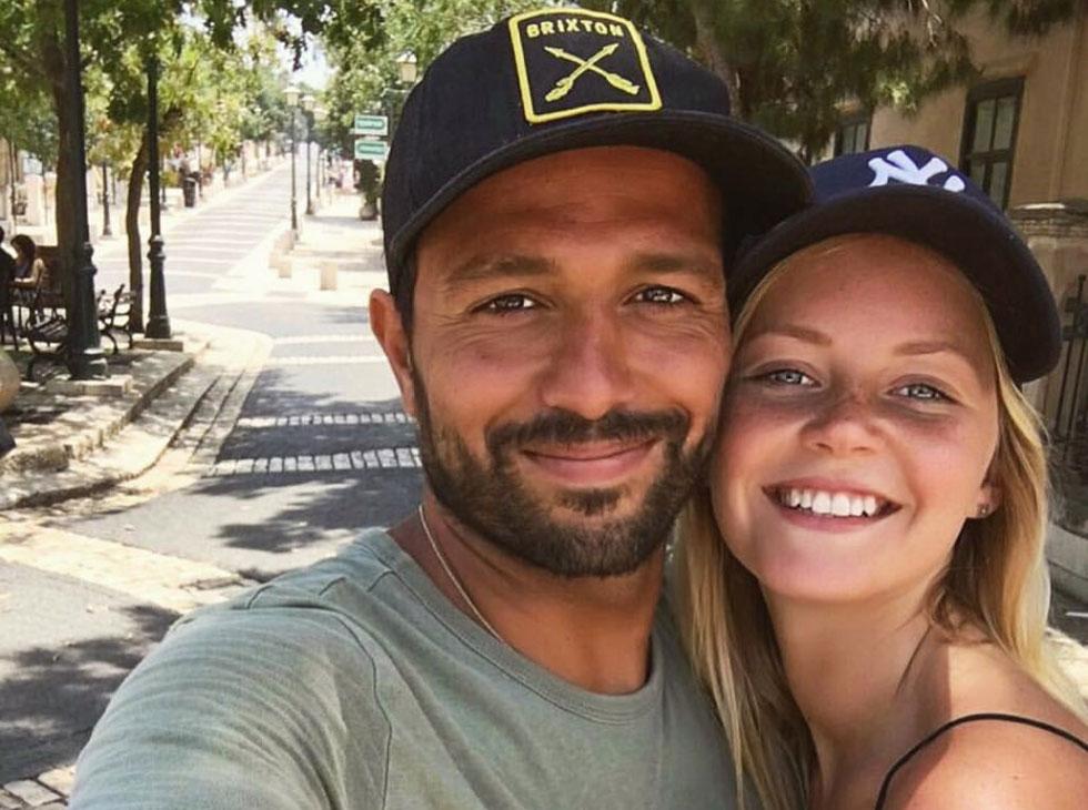 הכירו בחגגות מימונה של חבר. אביגיל אלפטוב בת ה-21 ויוסי בובליל בן ה-36 (צילום: מתוך Instagram)