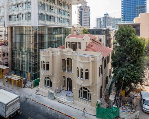 כמעט כל הבניינים שתכנן שרדו: לחצו לכתבה על יהודה סטמפלר (צילום: אינסה ביננבאום)