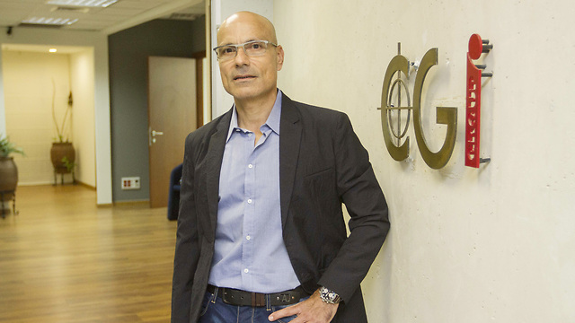 """CGI ענתה על צרכי המשק והצרכים האישיים שלי"". נווה במשרדי החברה (צילום: עידו ארז) (צילום: עידו ארז)"