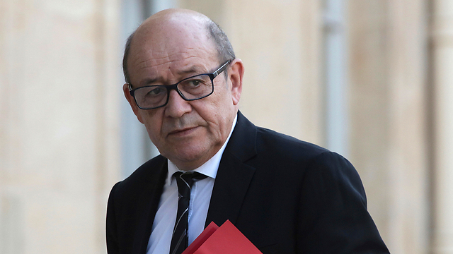 The affair was also said to weaken Minster of Foreign Affairs Jean-Yves Le Drian (Photo: AP)