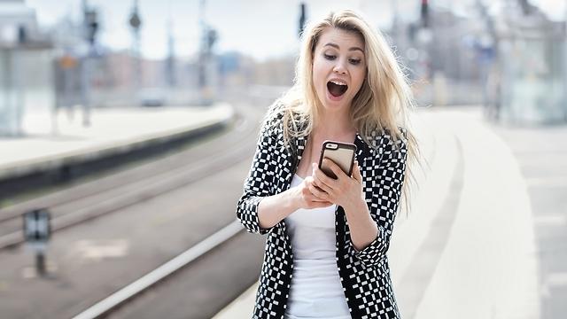 איזה כיף שנזכרת להתנצל רק עכשיו (צילום: Shutterstock)
