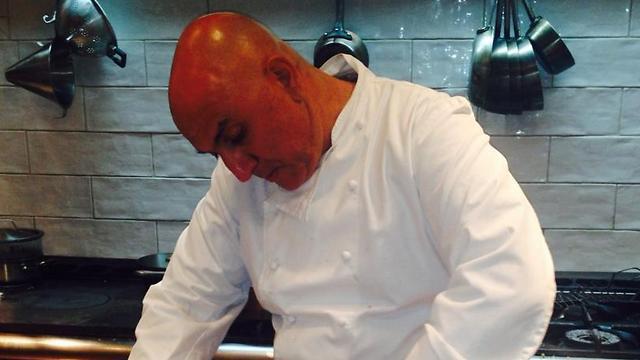 """""""שף"""" זו מילה גדולה ולרוב מיותרת - שף עזרא קדם (צילום: אילן נחום)"""