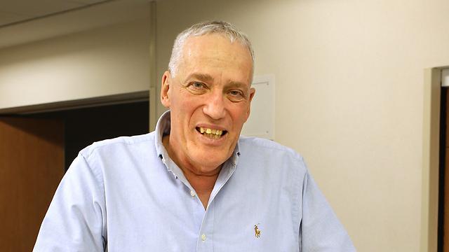 פרופ' אבי ריבקינד (צילום: עמית שאבי)