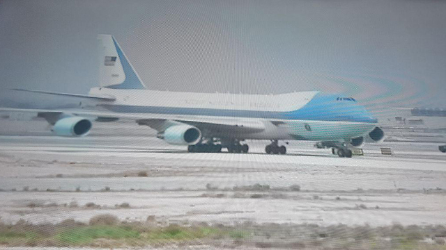 כבר זקן: מטוס האייר פורס 1 שיוחלף בקרוב לדרימליינר