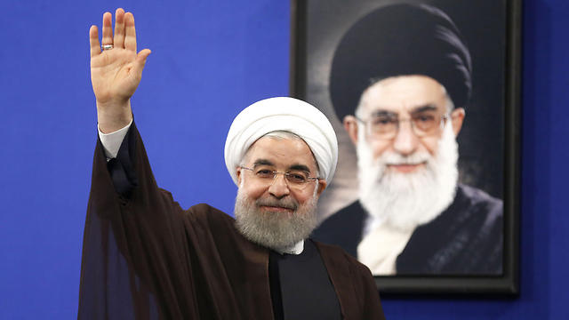 President Hassan Rouhani (Photo: AFP)