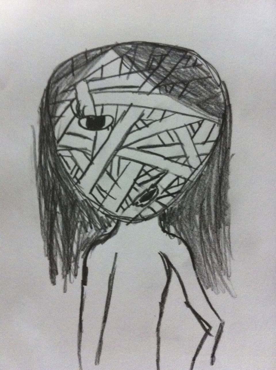 Рисунок Сони