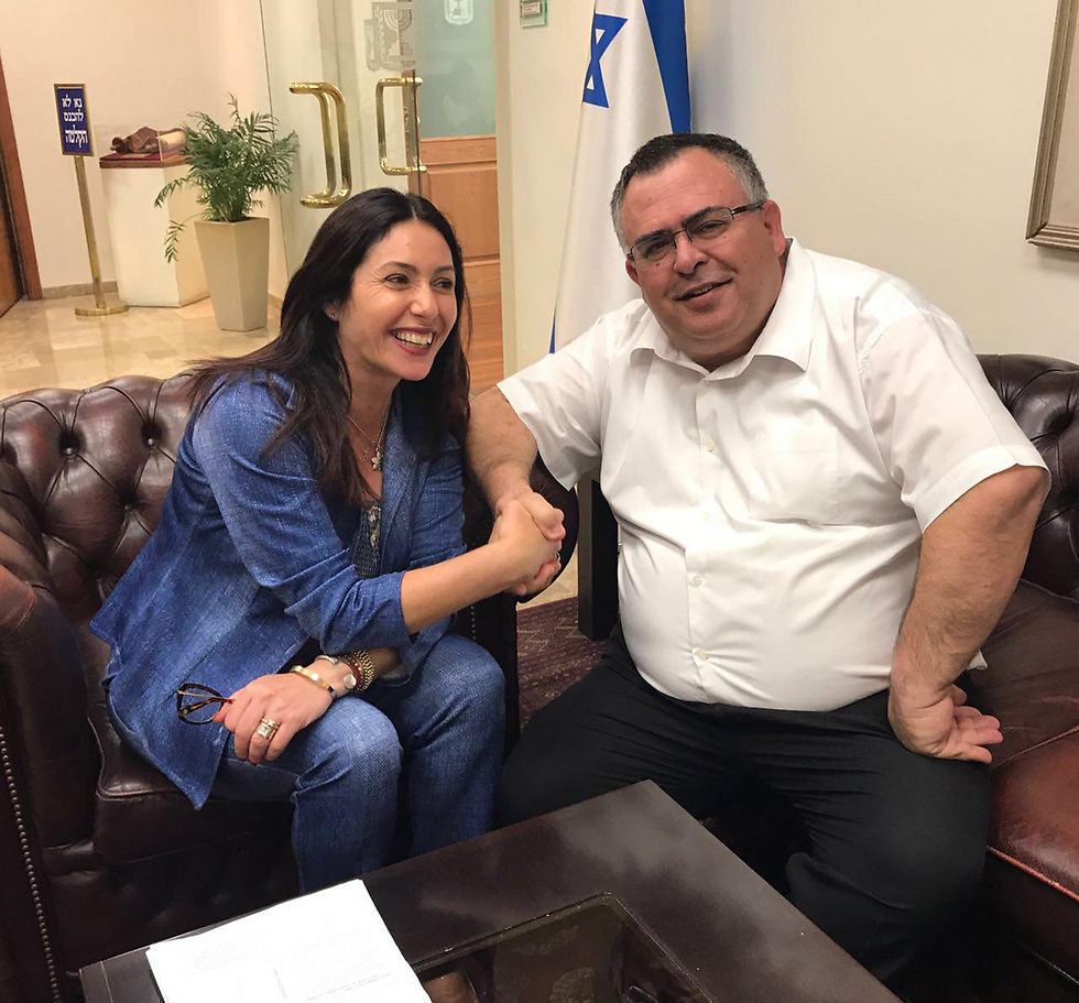 Bitan and Regev. It takes a lot of stupidity and malice for a person who understands nothing about the Shin Bet's work to issue despicable statements at the expense of those who make it possible for him to lead a normal life