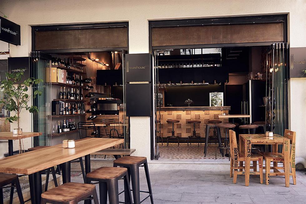 ה-Warehouse. תרבות קפה משובחת (צילום: אורון לרנה)