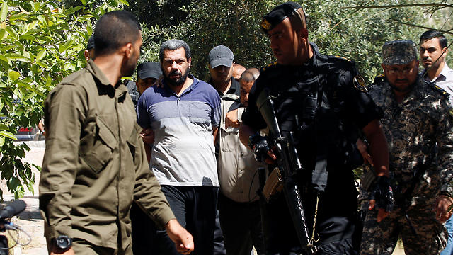 Palestinians sentenced to death over Fuqha's killing (Photo: Reuters) (Photo: Reuters)
