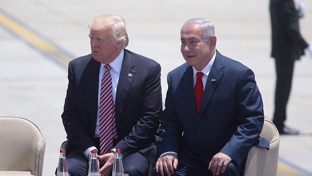 Нетаниягу и Трамп. Фото: Моти Кимхи