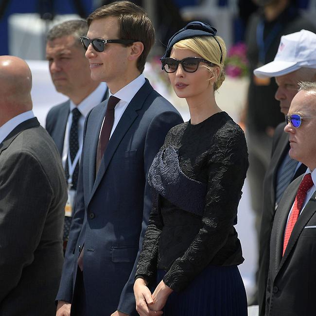 Иванка Трамп. Фото: AFP