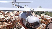"""Израильский """"Небесный всадник"""" разбился в Ливане"""