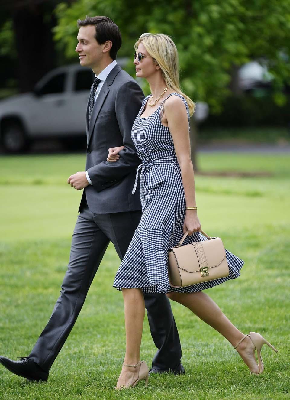 С супругом Джаредом. Фото: AFP