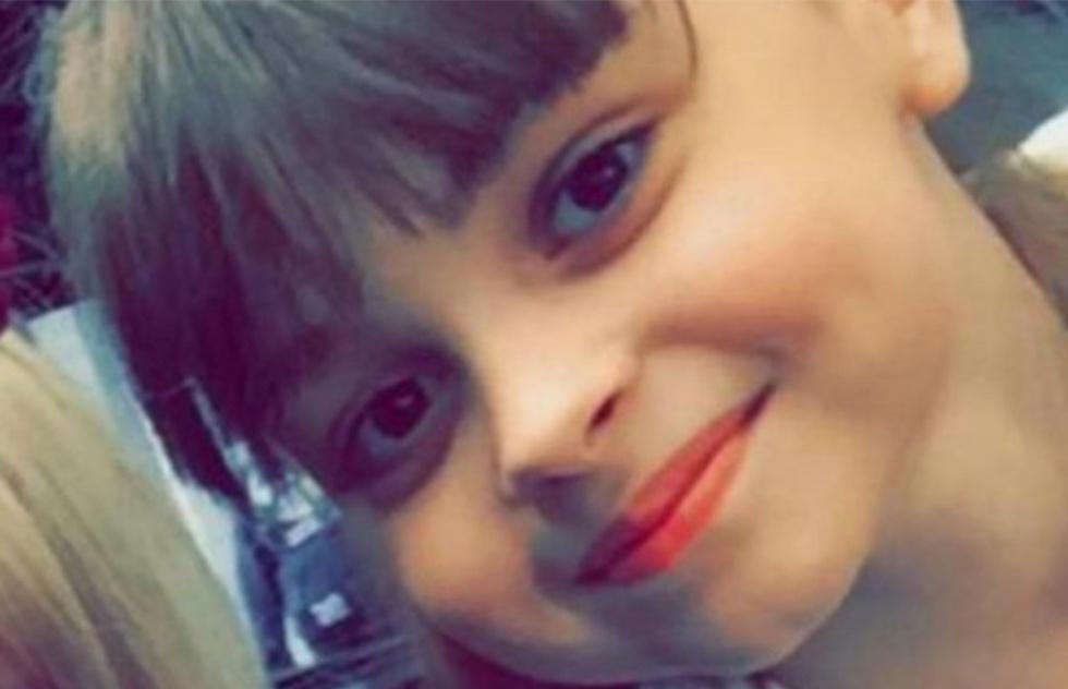 סאפי בת השמונה שנרצחה בפיגוע ()
