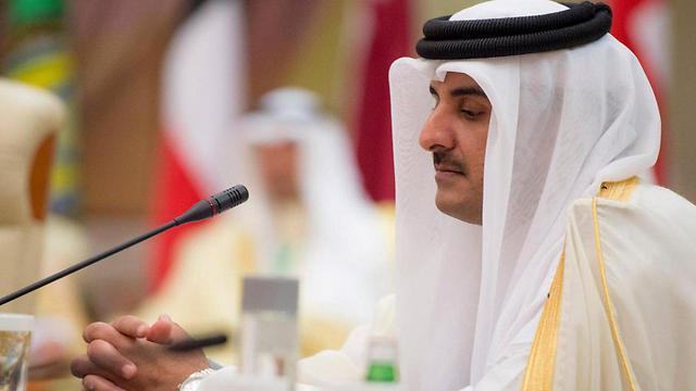 Эмир Катара. Фото: ЕРА (Photo: EPA)