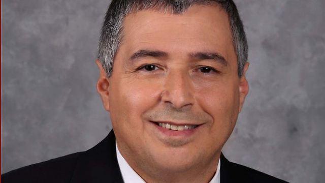 """מנכ""""ל בנק הפועלים, אריק פינטו ()"""