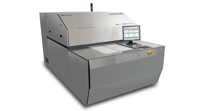 Nuvogo 800 - המכונה לייצור מעגלים מודפסים (צילום: אורבוטק) (צילום: אורבוטק)