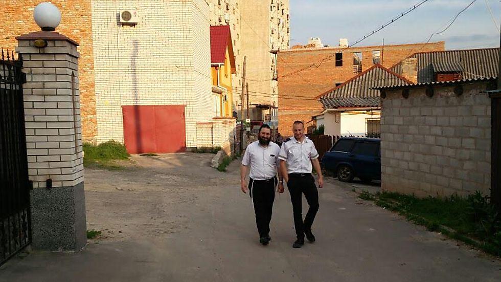 (צילום: דוברות הצלה אוקראינה)