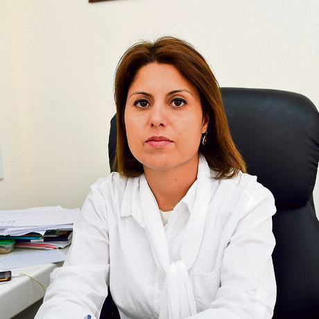 """עו""""ד אינסאף אבו שארב, מנהלת מרכז זכויות הבדואיות בעמותת """"איתך־מעכי"""""""