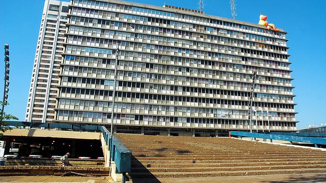 עיריית תל אביב (צילום: דנה קופל) (צילום: דנה קופל)