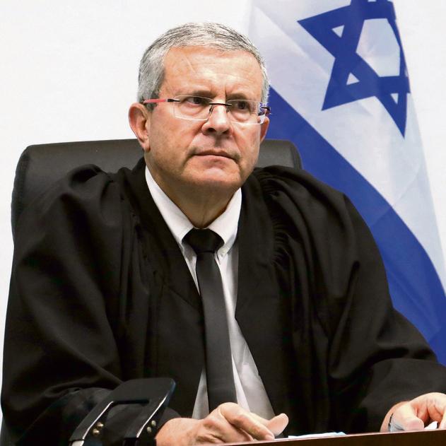Judge David Rosen (Photo: Shaul Golan)