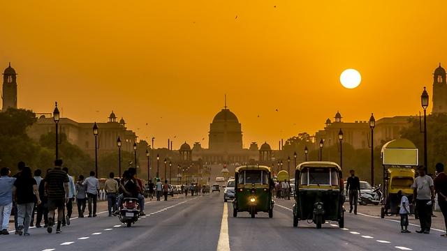 ניו דלהי, הודו (צילום: shutterstock) (צילום: shutterstock)