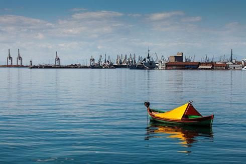 אחד מיעדי התיירות הפופולאריים בקרב משפחות עם ילדים. סלוניקי (צילום: Shutterstock)