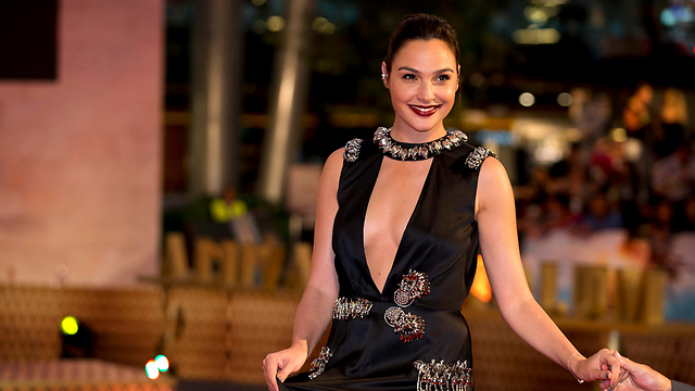 Gal Gadot: 'It is foolish to ban a movie because of an actress in it' (Photo: AP)