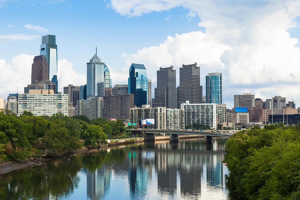 הכירו את המקומות שהם MUST בפילדלפיה